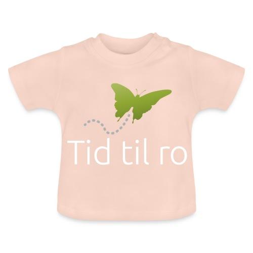 Tid til ro - Baby T-shirt