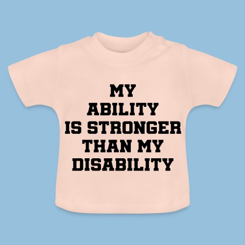Ability3 - Baby T-shirt
