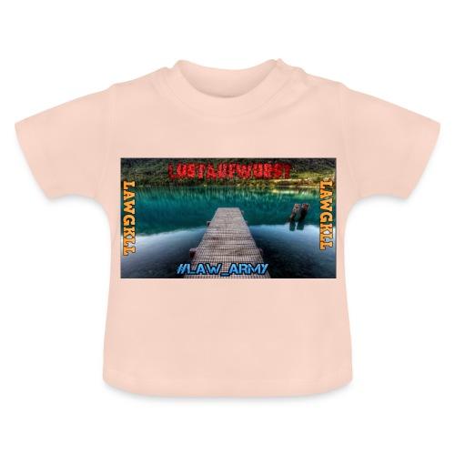 NEW LOGO FROM LAW (LUSTAUFWURST) - Baby T-Shirt