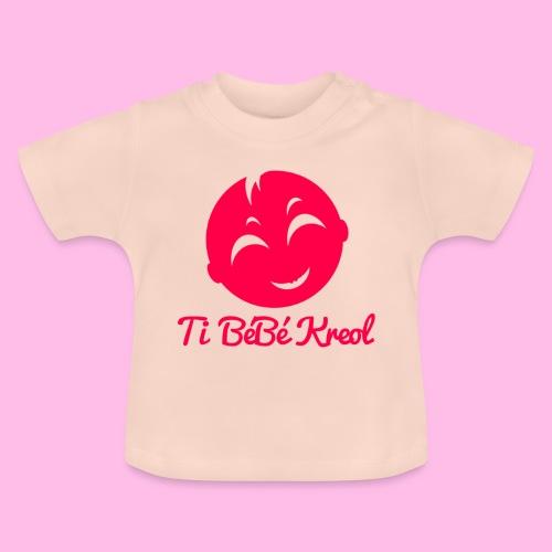 Collection Ti Bébé Kreol #1 - T-shirt Bébé