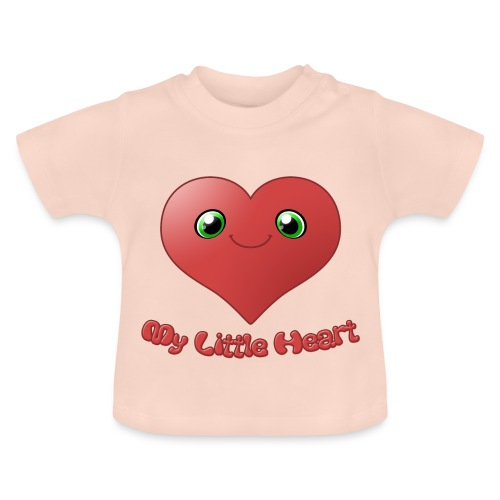 My little Heart - T-shirt Bébé