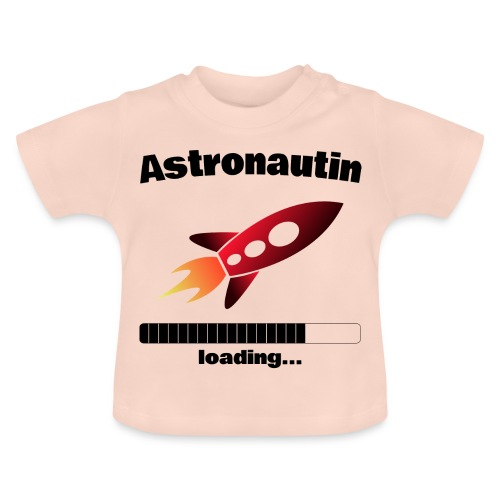 Astronautin loading... Baby Motiv - Baby T-Shirt