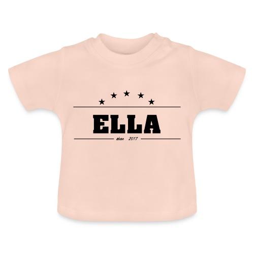 Ella-since-2017 - Baby T-Shirt