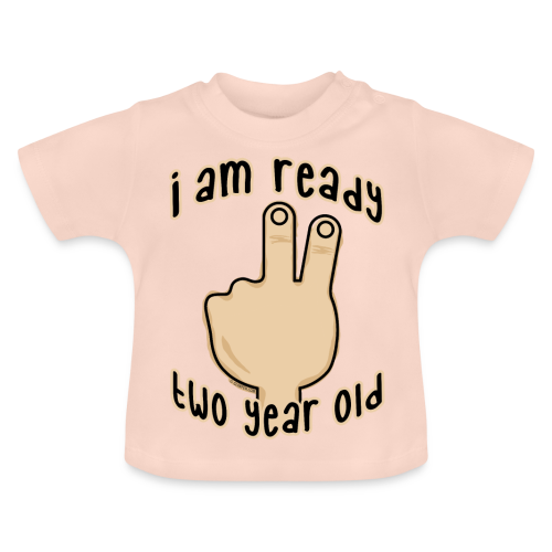 GP19B-TWO YEAR BABY PRODUCTS - 2-vuotiaalle - Vauvan t-paita