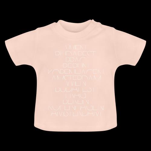 TRIP ⎮ EUROPE - Baby T-Shirt