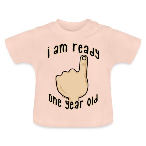 GP19B - ONE YEAR BABY PRODUCTS - 1 -vuotiaalle - Vauvan t-paita