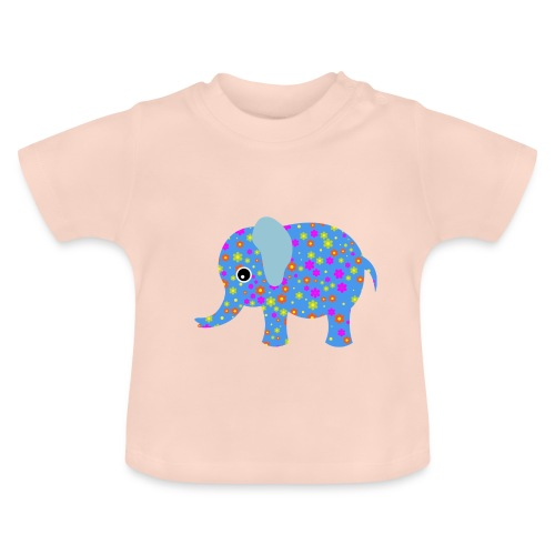 Elefant Baby - Baby T-Shirt