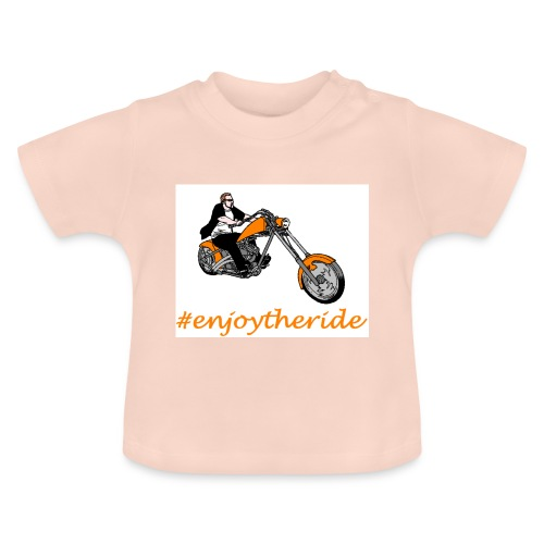 enjoytheride - T-shirt Bébé