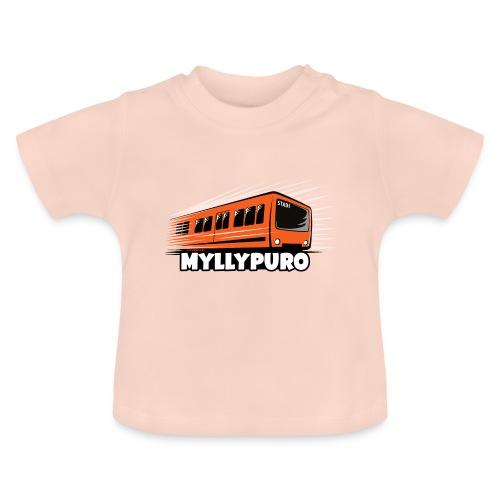 05 - METRO MYLLYPURO - HELSINKI - LAHJATUOTTEET - Vauvan t-paita