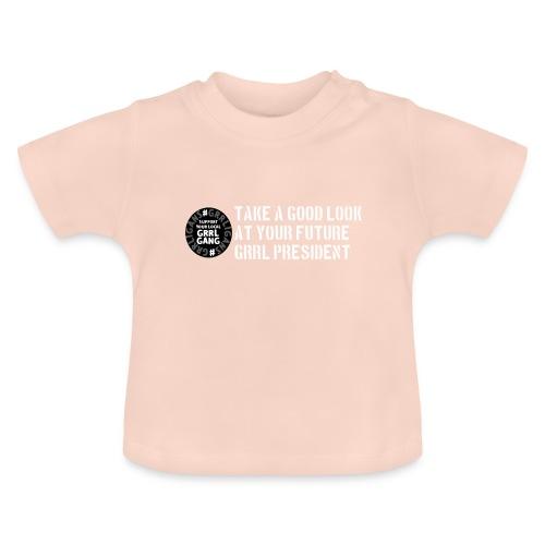 President - Baby T-Shirt