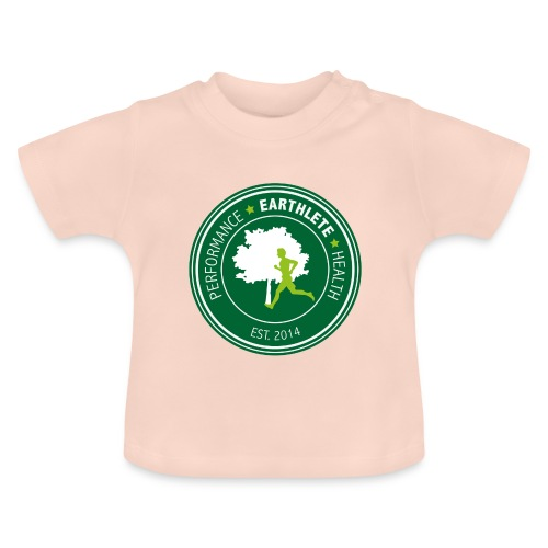 EARTHLETE Brand Logo - Baby T-shirt