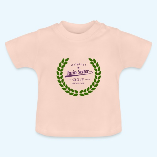 Original Twin Sister 2017 - Baby T-shirt