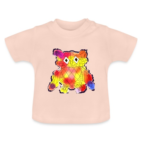 Eule | Design - Baby T-Shirt