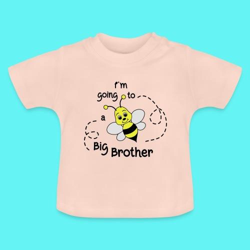 Grote broer, bij, bekend making zwanger - Baby T-shirt