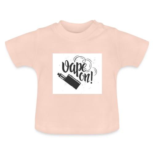 Mrvaper2016 vape on phone case - Baby T-Shirt