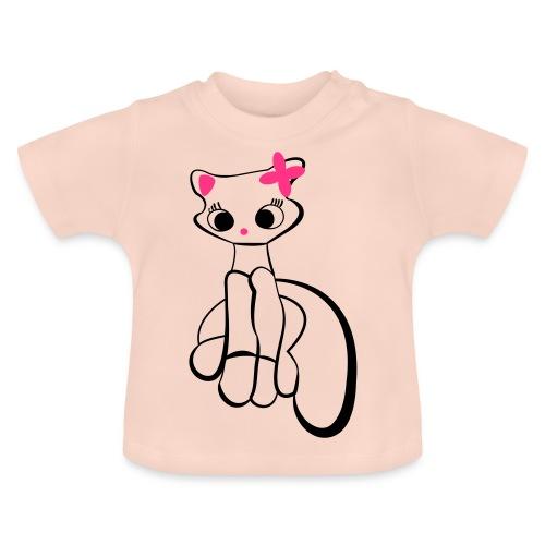 Maja gräddnos - Baby-T-shirt
