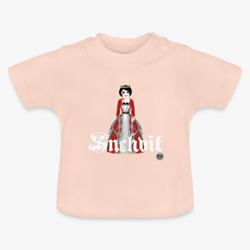 Snehvit - Baby-T-skjorte