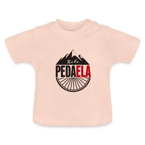 PEDAELA - Camiseta bebé
