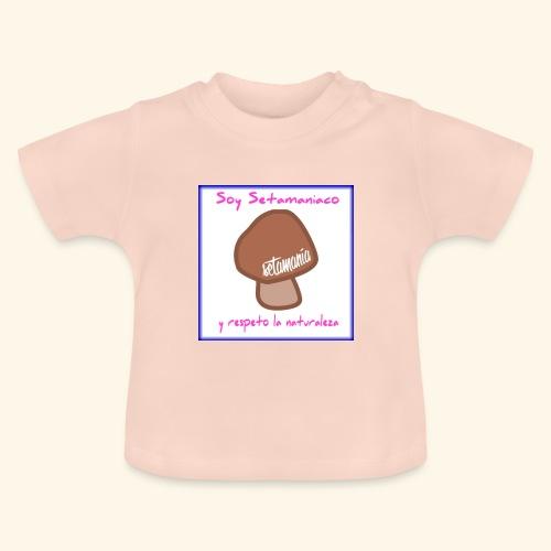 Soy Setamaniaco - Camiseta bebé