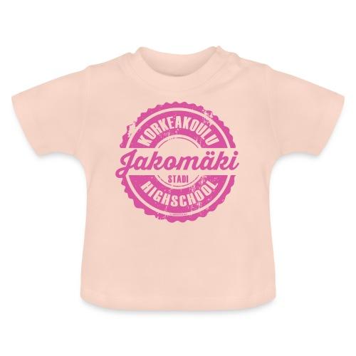 77P-JAKOMÄEN KORKEAKOULU - Stadi, Helsinki - Vauvan t-paita