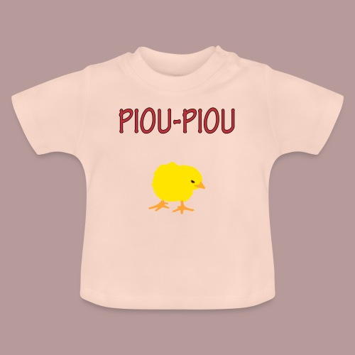 Pioupiou - T-shirt Bébé