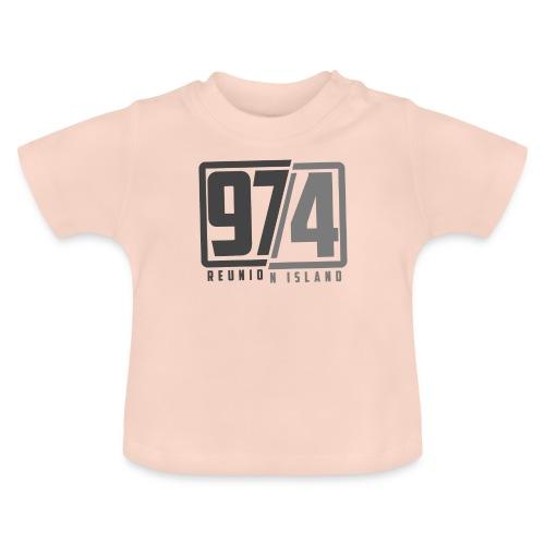 Collection 974 Reunion Island #2 - T-shirt Bébé