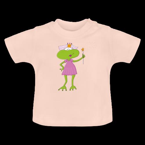 Sei kein Frosch - Froschfee - Baby T-Shirt