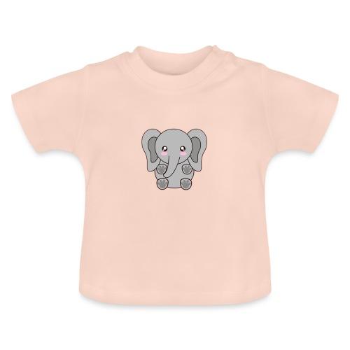 elefante - Baby T-Shirt