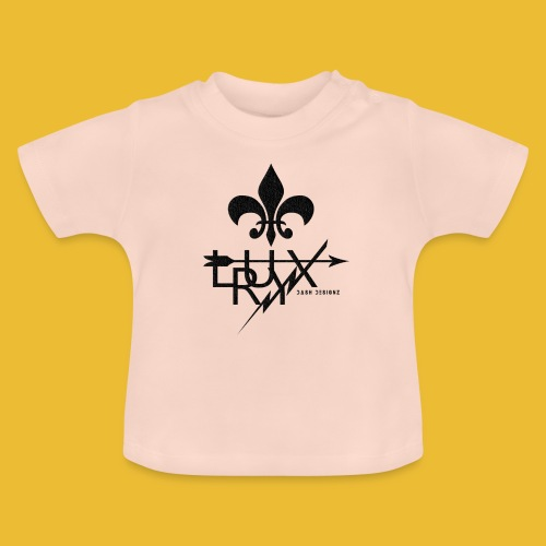 Luxry (Black) - Baby T-Shirt
