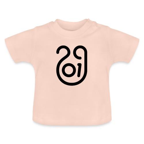 Annee du cochon de terre - T-shirt Bébé
