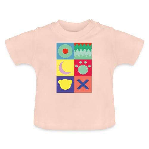 Ostfriesland Wappen - Minimalistisch - Baby T-Shirt