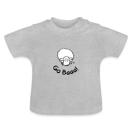 Sheep Go Baaa! - Baby T-Shirt