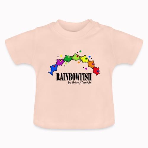 rainbowfish - Maglietta per neonato