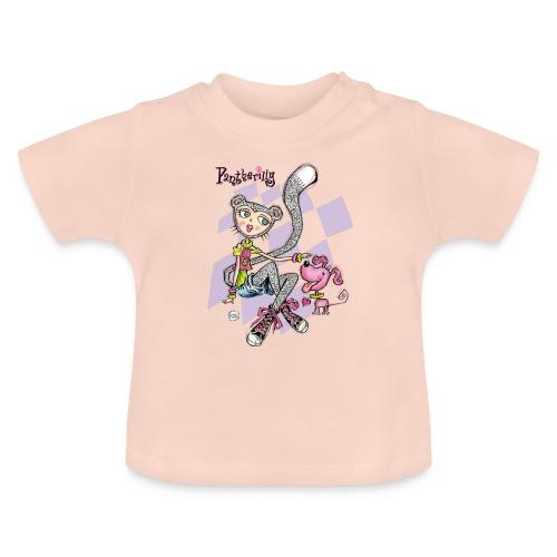 Pantherilly Sneaker - Maglietta per neonato