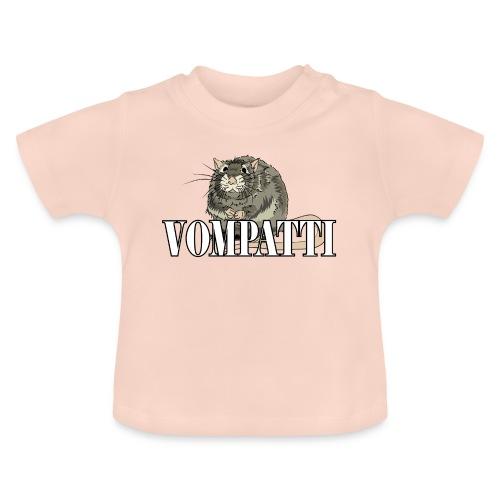 Vompatti - Vauvan t-paita