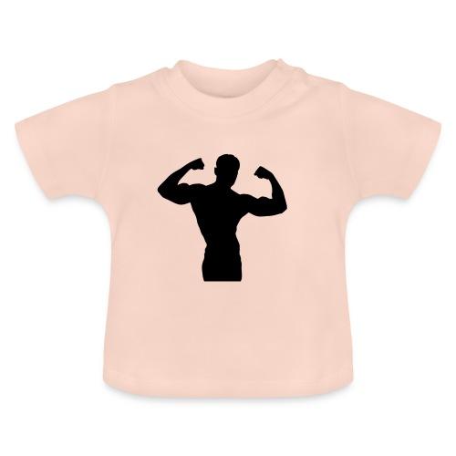 Musculation - T-shirt Bébé
