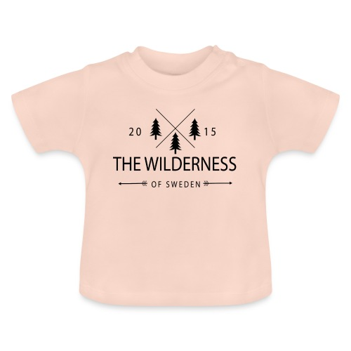 The Wilderness Of Sweden - Baby-T-shirt