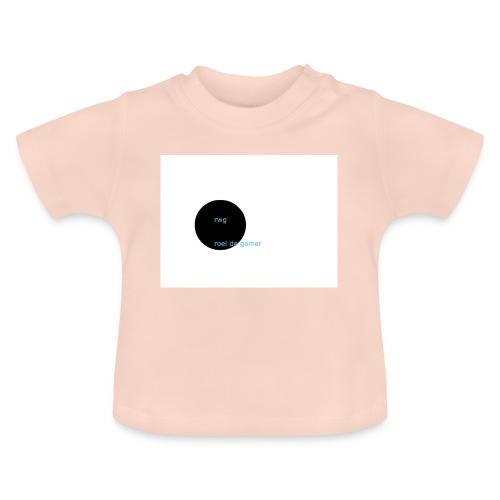 roel de gamer - Baby T-shirt
