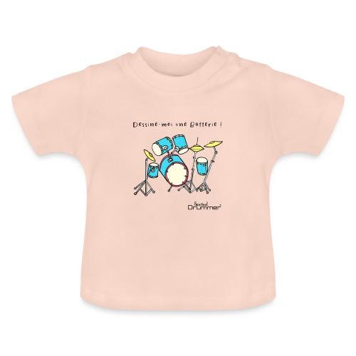 Luigi Drum - Baby T-Shirt