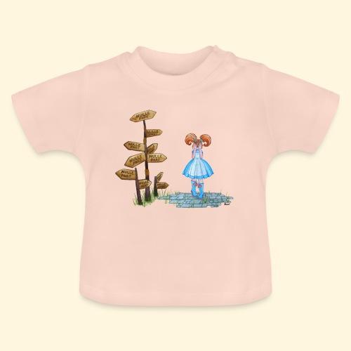 Nulle part - T-shirt Bébé