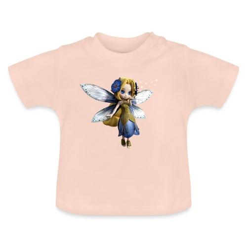 Blue-Sternchen Fairy - Baby T-Shirt
