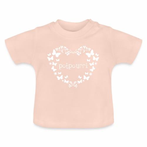 Potpourri - Camiseta bebé