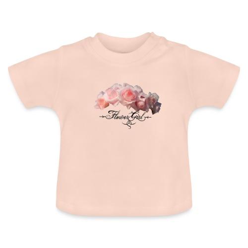 flower girl - Baby T-shirt