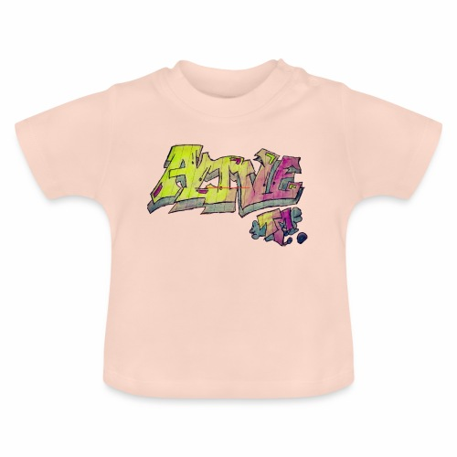 ALIVE TM Collab - Baby T-Shirt