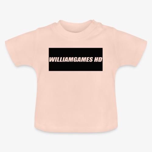 william shirt logo - Baby T-Shirt
