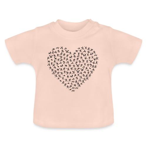 Sportherz - Baby T-Shirt