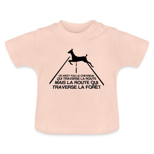 Chevreuil - T-shirt Bébé