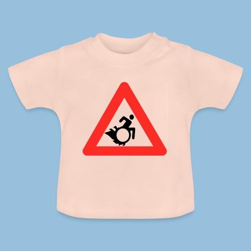 Pasopwheelchair2 - Baby T-shirt