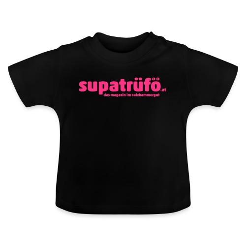 supatrüfö das magazin im salzkammergut - Baby T-Shirt