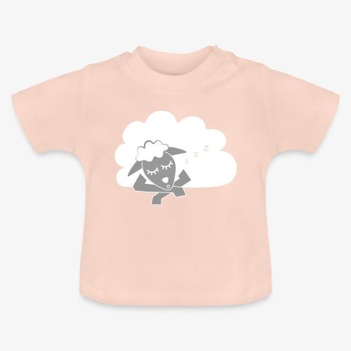 Sleeping Sheep - Baby T-Shirt